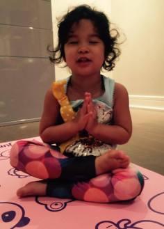 Lotus, Half Lotus (Padmasana)