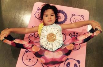 Happy Baby (Ananda Balasana)